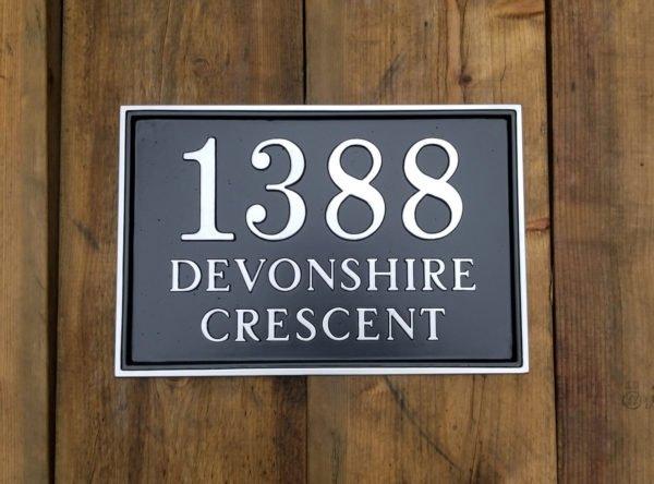 R16 address sign