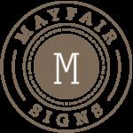 Mayfair Signs Logo