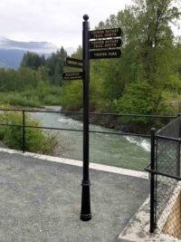 Vedder River Signs