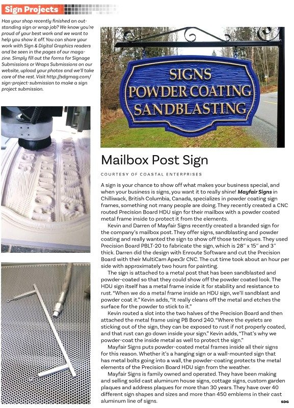 Sign Article